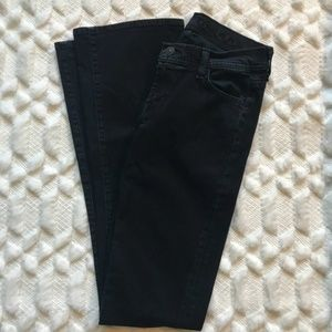 7 For all Mankind Rocker Slim Boot Cut Denim Jeans
